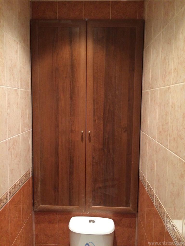 Дверь для туалета своими руками 737