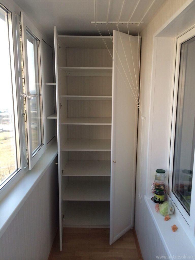 Шкафы на балкон.